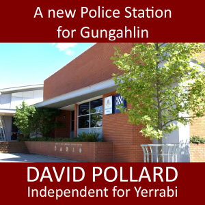 NO AUTHORISATION (website only) - New police station